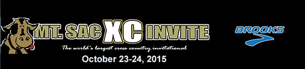 2015-10-23 - Banner for 2015 Mt SAC Invitational