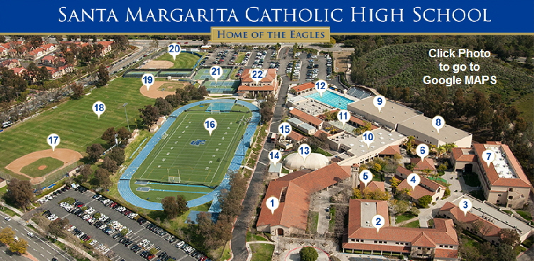 2018-02-24 - Campus Photo - Santa Margarita High School